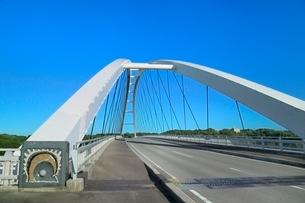 伊勢志摩,志摩大橋(志摩パールブリッジ)の写真素材 [FYI02095498]