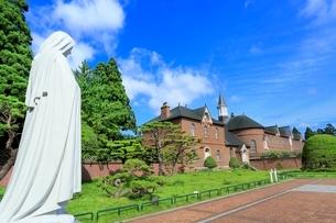 函館 トラピスチヌ修道院の写真素材 [FYI02096470]