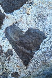 足摺岬のハート岩の写真素材 [FYI02096750]
