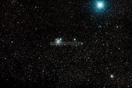 The Jewel Box, Open Cluster NGC 4755 in Crux.の写真素材 [FYI02098557]