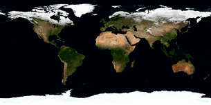 Global image of our worldの写真素材 [FYI02099926]