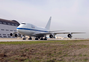 Stratospheric Observatory for Infrared Astronomy (SOFIA).の写真素材 [FYI02099961]