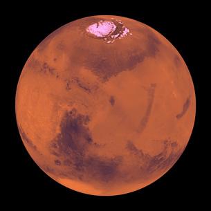 Marsの写真素材 [FYI02100306]