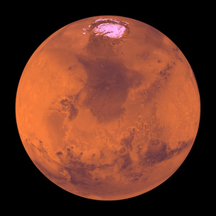 Marsの写真素材 [FYI02100556]