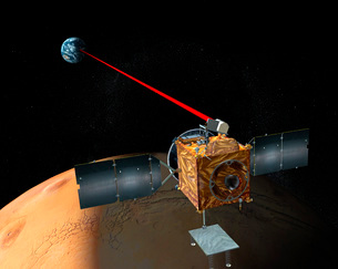 Mars Telecommunications Orbiterの写真素材 [FYI02100685]