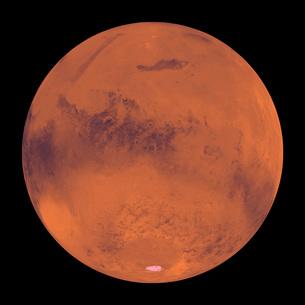 Marsの写真素材 [FYI02100689]