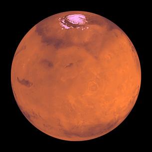 Marsの写真素材 [FYI02100810]
