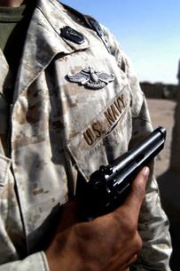 Fleet Marine Force Warfare Deviceの写真素材 [FYI02100931]