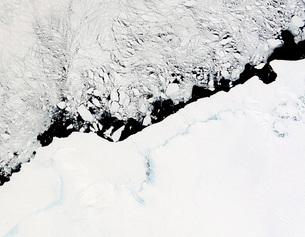 East Antarctica's Prince Olav Coast.の写真素材 [FYI02100964]