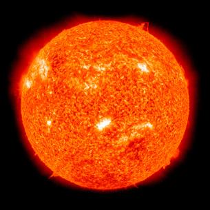 Solar activity on the Sun.の写真素材 [FYI02101121]