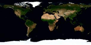 Global image of the world.の写真素材 [FYI02101646]