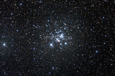 The Jewel Box, Open Cluster NGC 4755 in Crux.の写真素材 [FYI02101880]