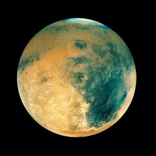 Marsの写真素材 [FYI02102828]
