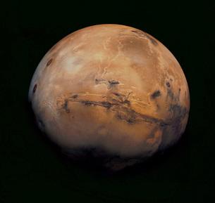 Marsの写真素材 [FYI02103134]