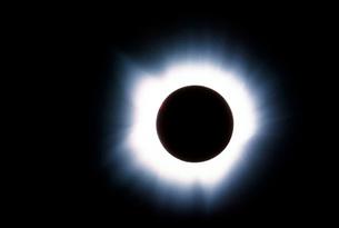 Solar Eclipseの写真素材 [FYI02104807]