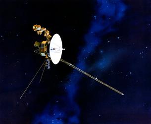 Artist's Concept of Voyagerの写真素材 [FYI02104973]