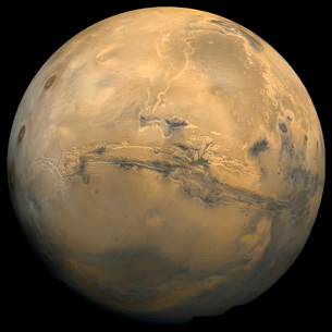 Global mosaic of Mars.の写真素材 [FYI02105268]