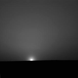 Sunrise on Marsの写真素材 [FYI02105338]