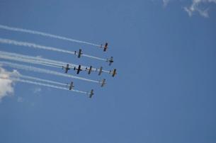 Team RV aerobatics team.の写真素材 [FYI02106069]