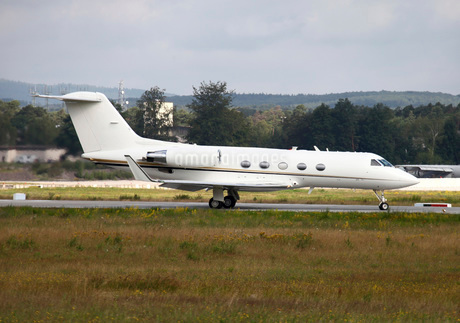 A C-20 Gulfstream of the U.S. Army.の写真素材 [FYI02106087]