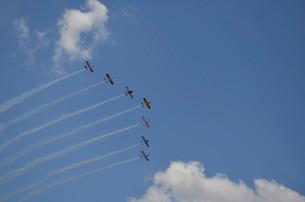 Team RV aerobatics team.の写真素材 [FYI02106420]