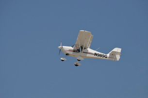 An Aeropro Eurofox Light Sport Aircraft.の写真素材 [FYI02107046]