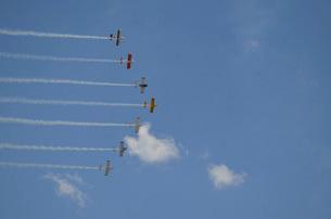 Team RV aerobatics team.の写真素材 [FYI02107333]