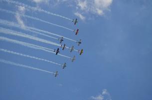 Team RV aerobatics team.の写真素材 [FYI02107416]