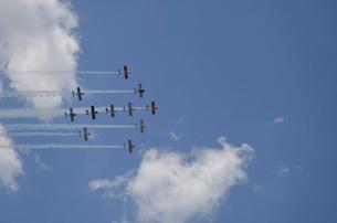 Team RV aerobatics team.の写真素材 [FYI02107495]