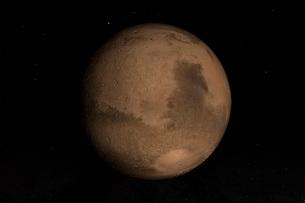 Planet Marsの写真素材 [FYI02107500]