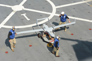 The RQ-21A Small Tactical Unmanned Air System.の写真素材 [FYI02107550]