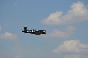 A Vought F4U Corsair.の写真素材 [FYI02107607]