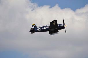 A Vought F4U Corsair.の写真素材 [FYI02107815]