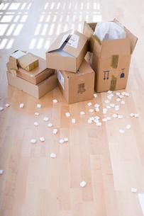 Boxesの写真素材 [FYI02116604]