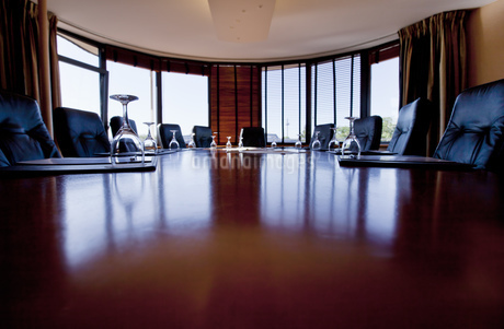Conference room, Frankfurt, Hesse, Germanyの写真素材 [FYI02125337]