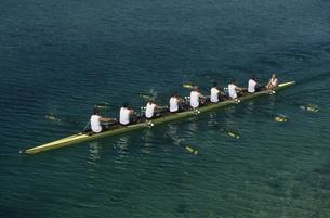 Team of rowersの写真素材 [FYI02126591]