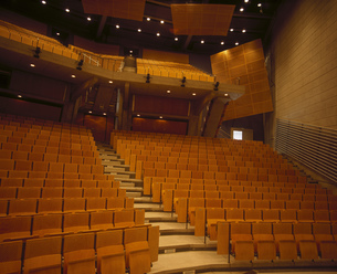 Empty auditoriumの写真素材 [FYI02126737]
