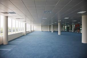 Empty office buildingの写真素材 [FYI02152213]