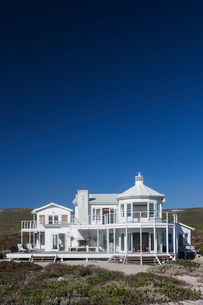 Beach houseの写真素材 [FYI02155128]