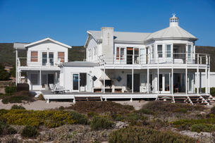 Beach houseの写真素材 [FYI02155488]