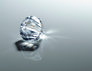 Close up of diamondの写真素材 [FYI02158203]