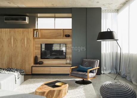 Modern living roomの写真素材 [FYI02158228]