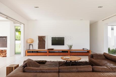 Modern living roomの写真素材 [FYI02159130]