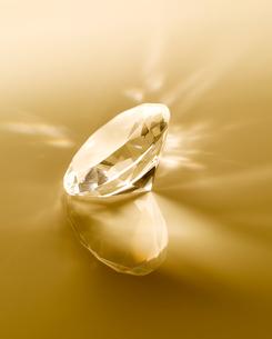 Close up of diamondの写真素材 [FYI02159844]