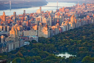 Central Park, Upper West Side, New York City, New York, United Statesの写真素材 [FYI02161207]