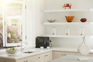 Home showcase kitchenの写真素材 [FYI02167121]