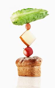 Raw food balancingの写真素材 [FYI02169157]
