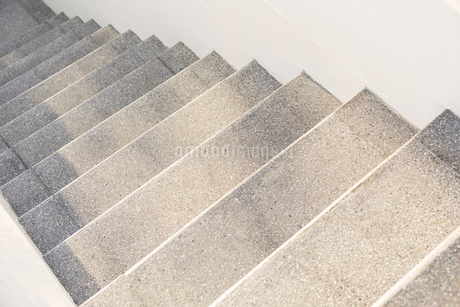 Modern concrete stairsの写真素材 [FYI02177851]