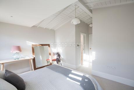 Luxury home showcase bedroomの写真素材 [FYI02179783]