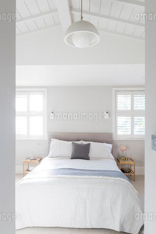 Luxury home showcase bedroomの写真素材 [FYI02181751]